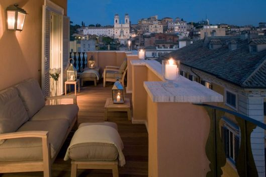 The Gallerie HOtel Rome